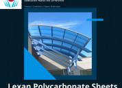 Lexan polycarbonate sheet in chennai