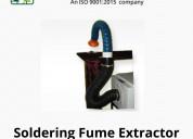 Soldering fume extractor manufacturers