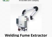 Welding fume extractor manufacturers in india