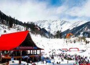 Fresh yourself by nature tour packages in manali