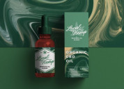Get high-quality cbd oil packaging with amazing di