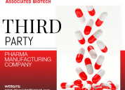 Third party manufacturer for nutraceutical product