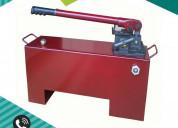 Hydraulic manual pump | hydraulic manual pump manu