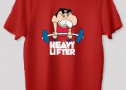 Heavy driver boys tshirt