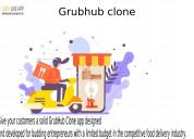 Grubhub clone | grubhub clone app