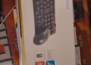 Zebronics wireless keyboard and mouse combo