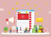 Online video marketing development company