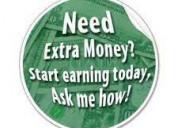 Income platform at your door step