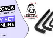 Finding the best allen key tools india - ferreterr