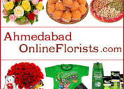 Send birthday gifts to ahmedabad