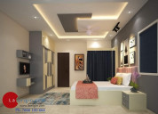 Home painting pop work gypsum celling