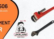 Best wrench equipment distributors india-ferrete