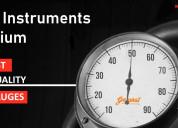 Temperature gauge manufacturers in india