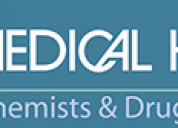 A trusted and reputed chemist and druggist