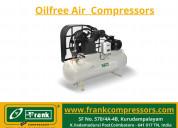 Oil free compressor manufacturers