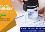 Pg degree certificate attestation in delhi