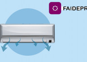 Ac not cooling or repair service - faidepro