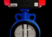 Best quality pneumatic butterfly valve at engipro