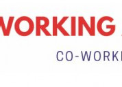 Working avenue co-working space