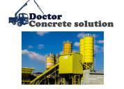 Transit mixture on rent | doctor concrete solution