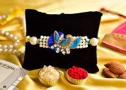 Online rakhi delivery in lucknow from myfliowertre