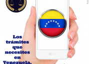 Abogados venezolanos migrantes, brindamos vzla