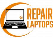 Repair  laptops contact us.