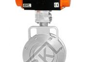 Offset disc butterfly valve- manufacturer, supplie