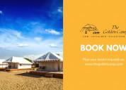 Camp in jaisalmer   jaisalmer desert camp   the go