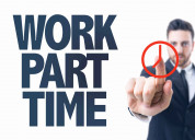 Part time job available for freshers