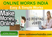 Copy paste jobs india part time earning 5000 per