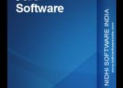 Nidhi software company    software development