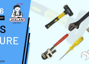 Hand tools manufacturers in india