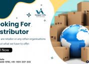 Looking for distributors