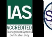 Iso certification in india   iso 9001, iso 14001-