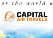 Capital air travels | flight ticket