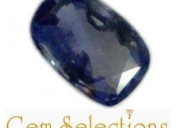 Some interesting facts about blue sapphire