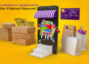 How to develop an ecommerce application like flipk