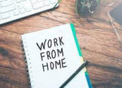 Work for extra income with your regular jobs