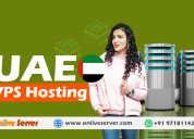 Great plans of uae vps server from onlive server