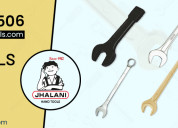 Spanner tools india -ferreterro tools