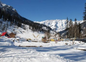 Holidays at manali for the most exotic destination