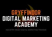 Industry ready digital marketing course