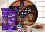 Buy/send rakhi gifts to mumbai online - oyegifts