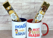 Send rakhi gifts for brother in india - oyegifts