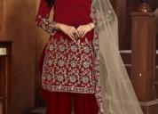 Latest design patiala suits for women
