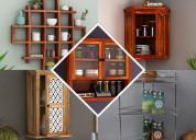 Shop kitchen storage racks online at low price