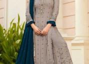 Buy palazzo suit online at parchhai