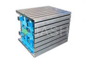 Large size cast iron box table - jash metrology