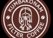 Kumbakonam filter coffee franchise